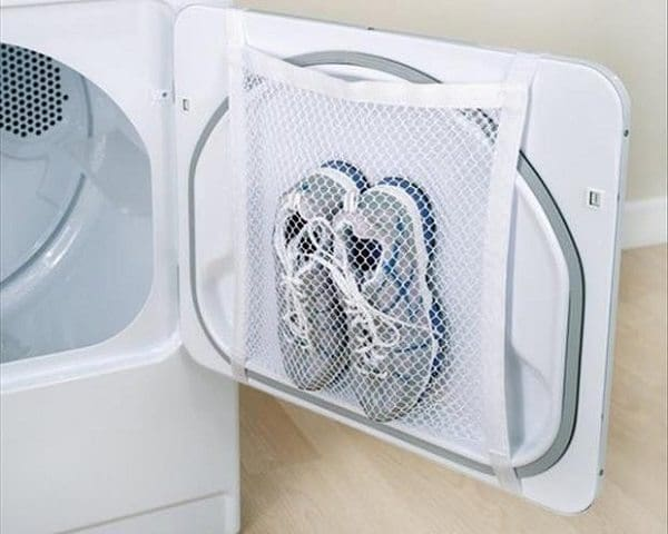 sneaker wash and dry bag