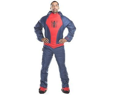 spider man Wearable Sleeping Bag