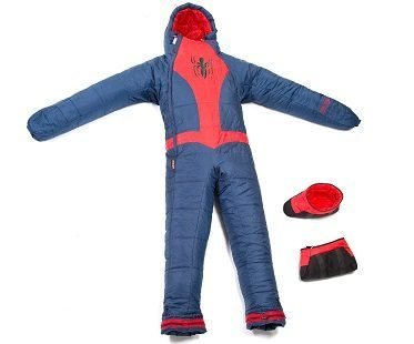 spider man Wearable Sleeping Bag boots