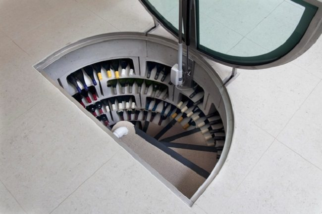 Every House Should Have A Set Of Stairs That Lead To This
