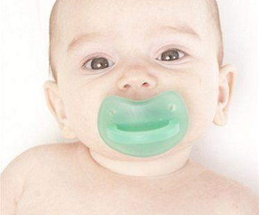 teething pacifier baby