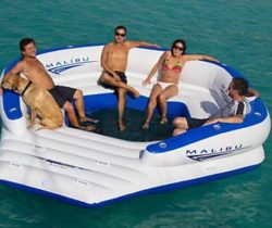 ten person inflatable lounger