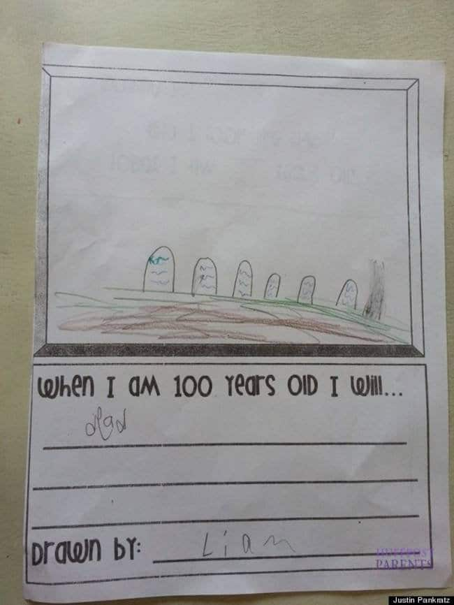 test answers by kids 4