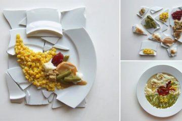 thanksgiving food art