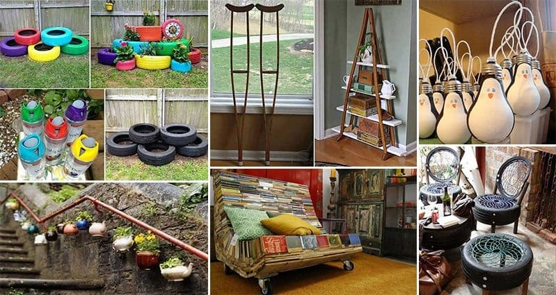 16 Creative Upcycling Ideas You Will Love