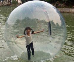 walk on water ball girl