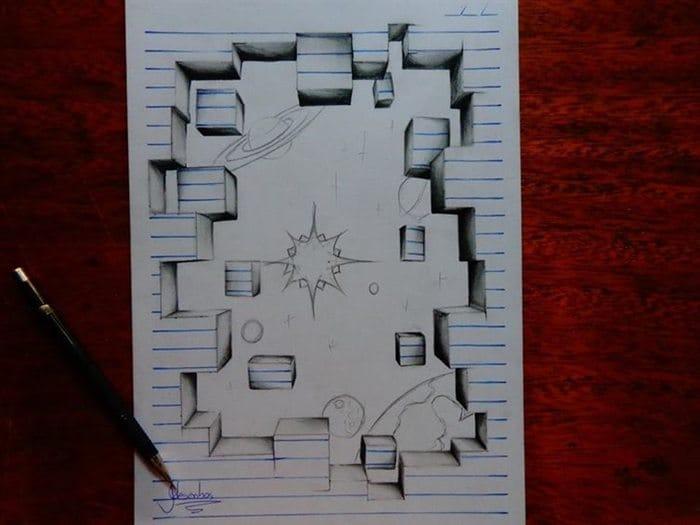 3d-doodles-cosmos