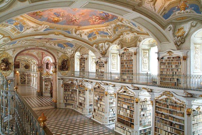 Admont-Monastery-Library-Austria