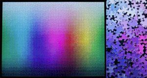 CMYK color gamut puzzle