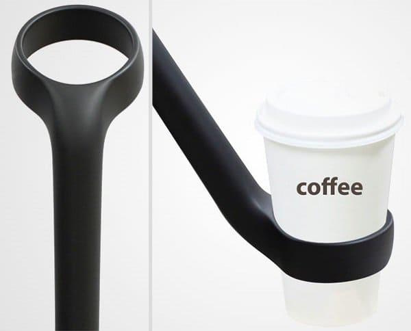 Cup Holder Umbrella 2