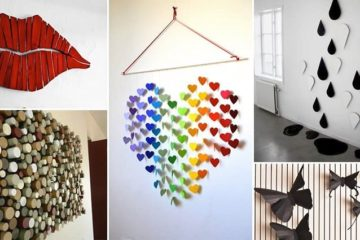 DIY 3D Art Ideas