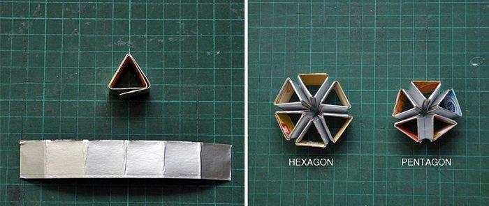 DIY Recycled TetraBox Lamp 2
