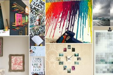 DIY Wall Arts