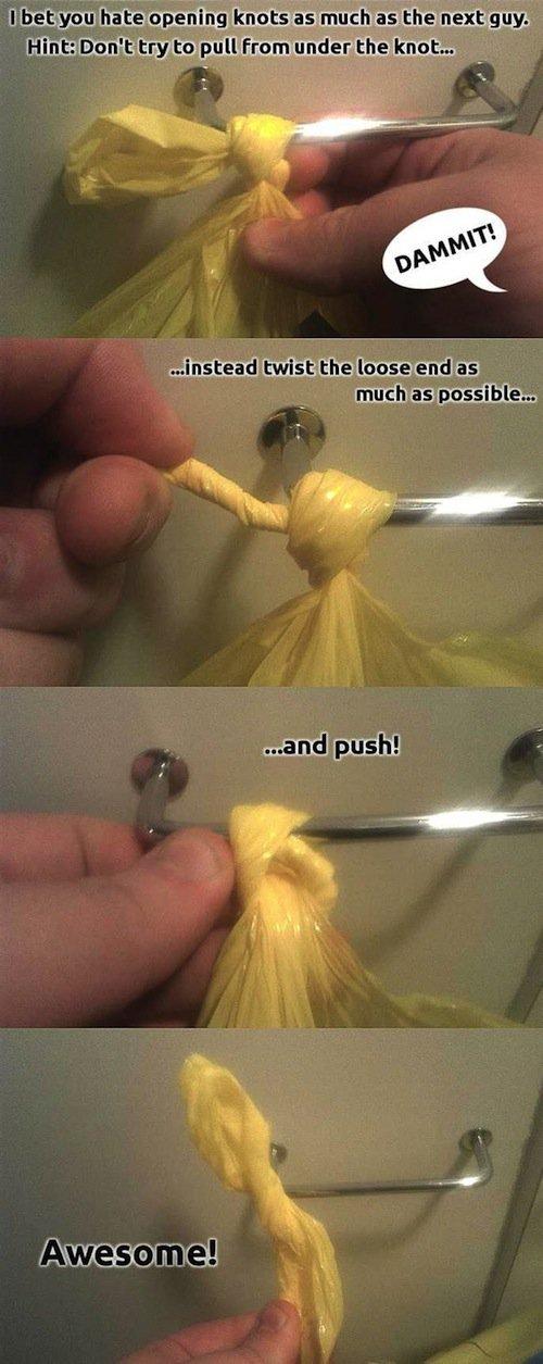 DIY-knots