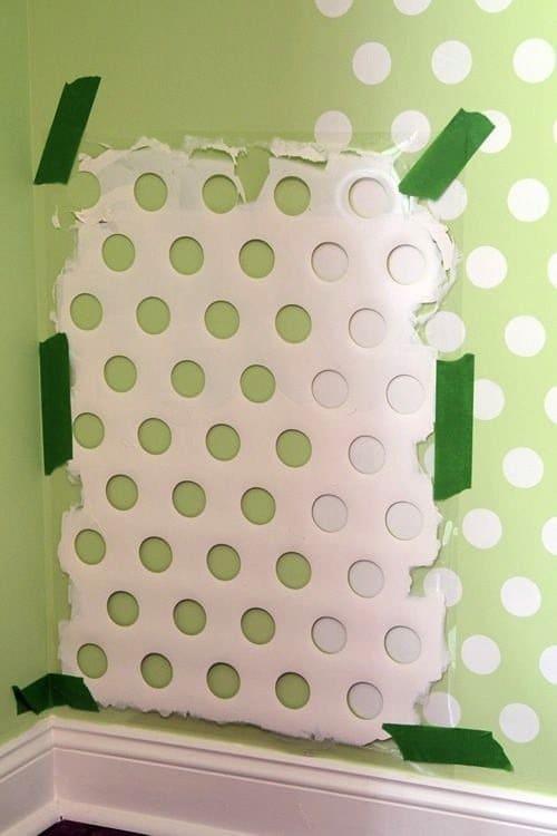 DIY-polka-dots