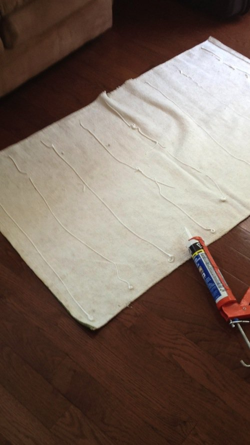 DIY-rug