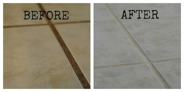 Easy Grout Cleaner