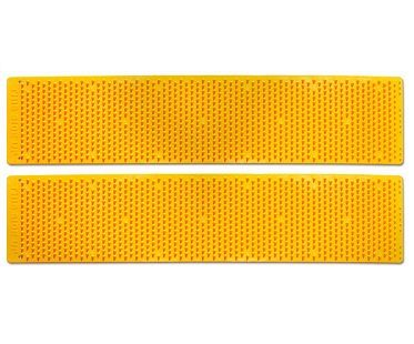Emergency Tire Traction Mats orange
