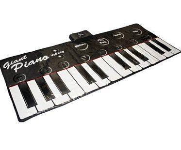 Gigantic Piano Mat keyboard