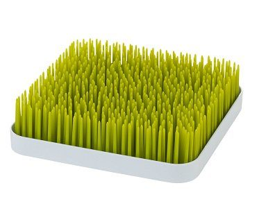 Grass Countertop Drying Rack dishes