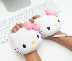 Hello Kitty USB Hand Warmers