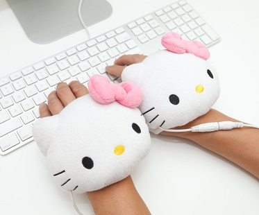 Hello Kitty Usb Hand Warmers