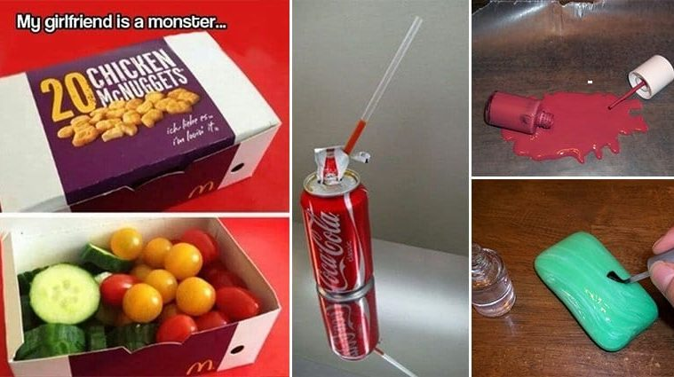 Hilarious Pranks
