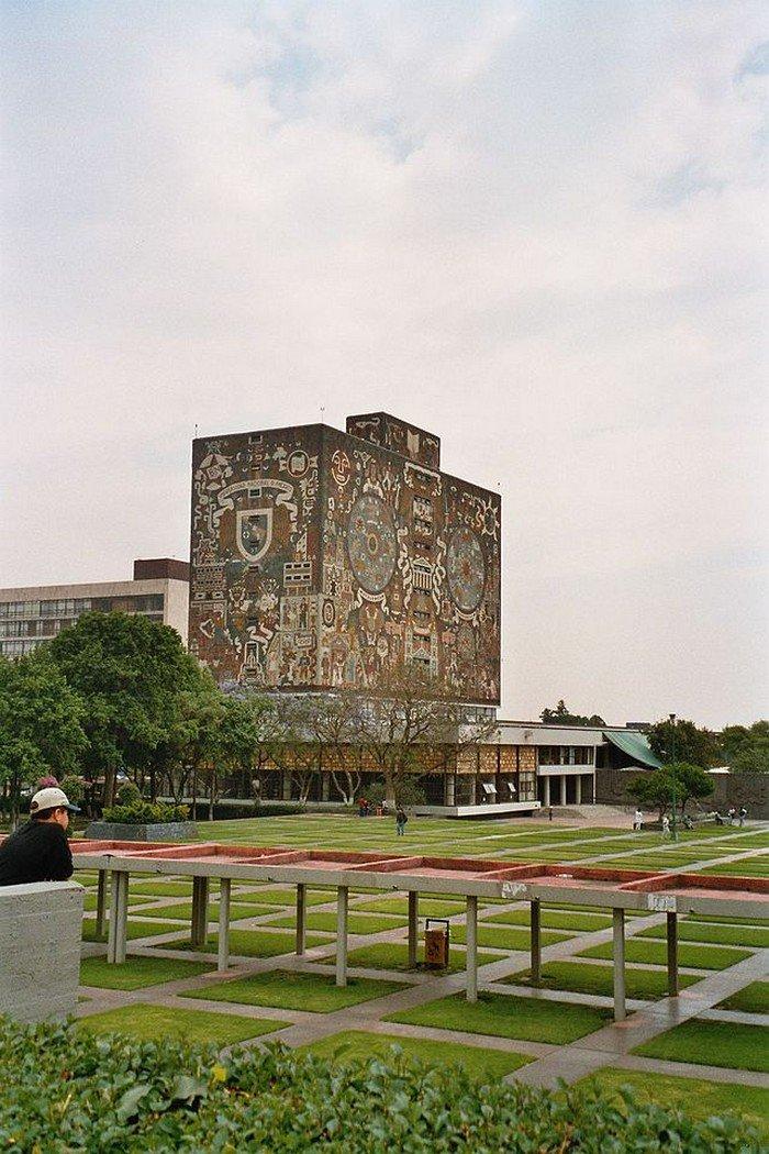 Library National Autonomous University Mexico