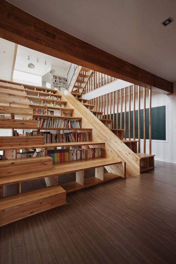 Library Staircase Slide