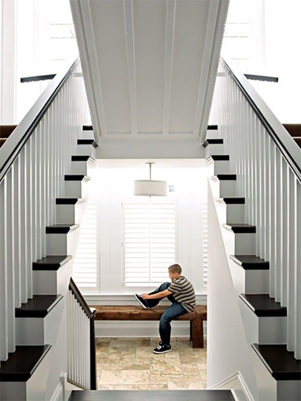 Secret Room staircase