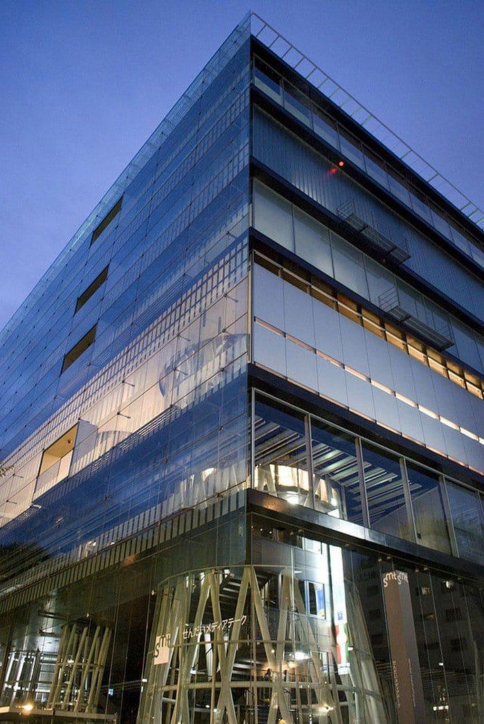 Sendai_Mediatheque