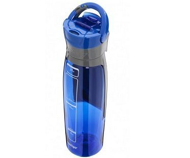 Storage Compartment Water Bottle back