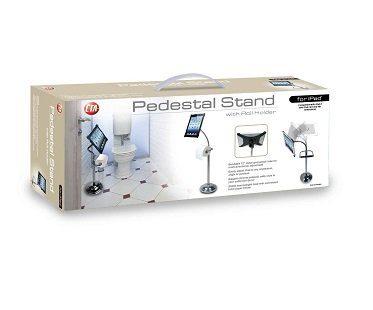 Toilet Roll Holder iPad Stand box