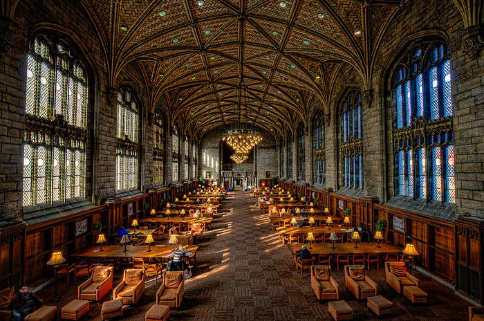 University_of_Chicago_Harper_Library