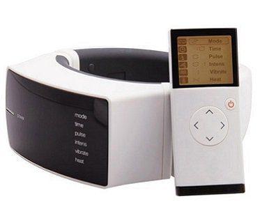Wireless Remote Control Neck Massager controls