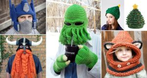 amazing knitted hats