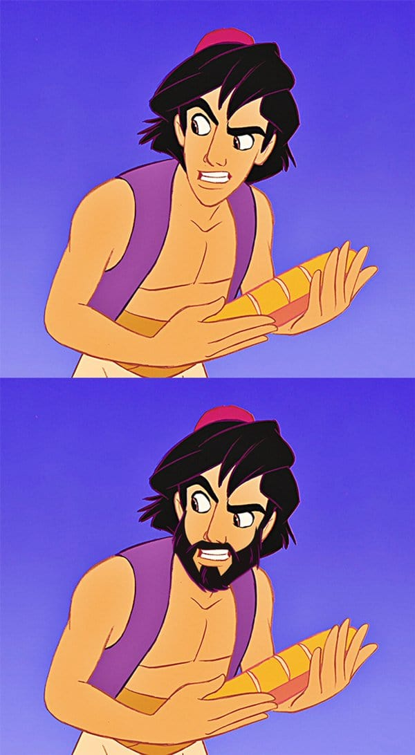and-disney-men-with-beards-aladdin
