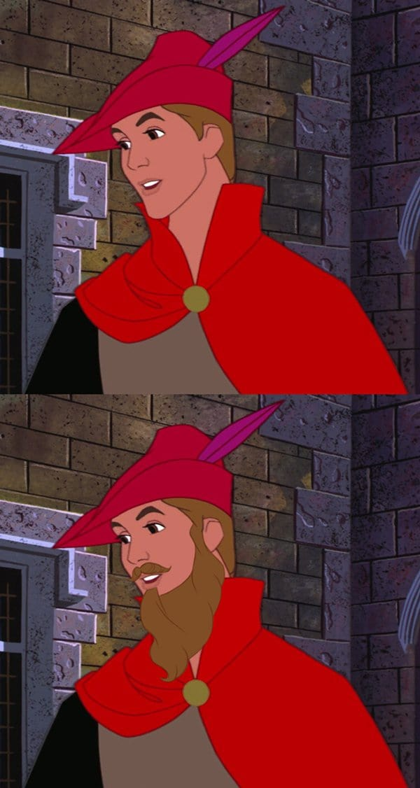 and-disney-men-with-beards-prince