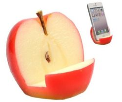 apple smartphone stand