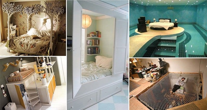 18 Of The Most Awesome Beds You Ve Ever Seen
