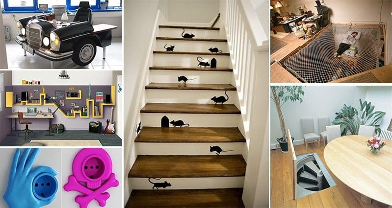 16 ideas to make your home even more awesome for Diy inventions household items