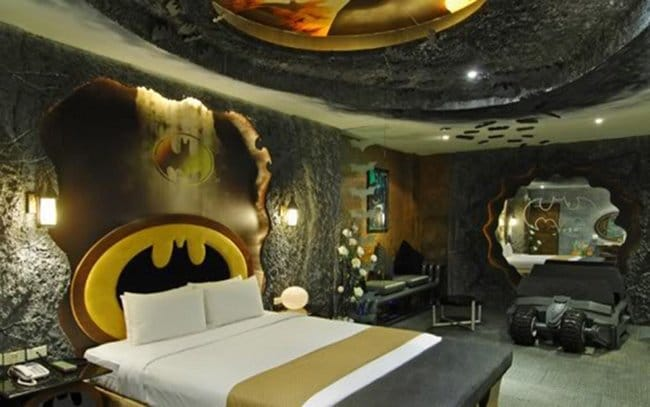 batman-bed