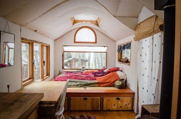 bedroom wagon woods