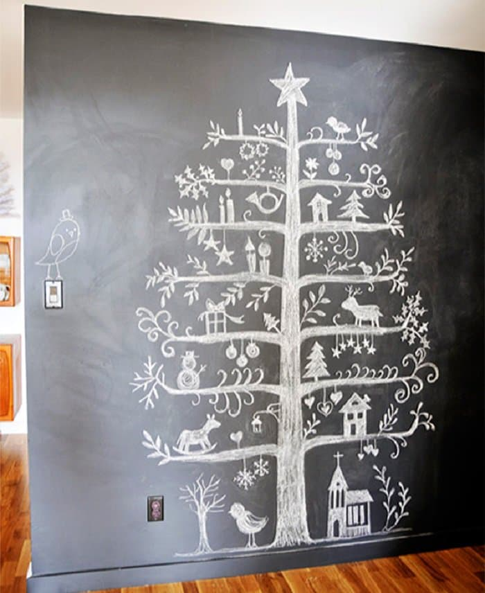 blackboard tree