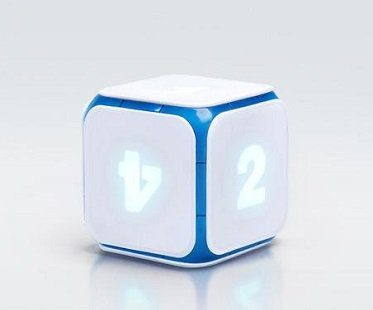 bluetooth tablet dice light