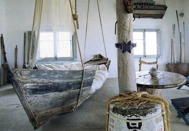 boat-bed