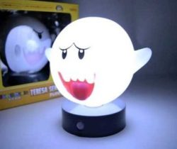 boo motion sensor lamp