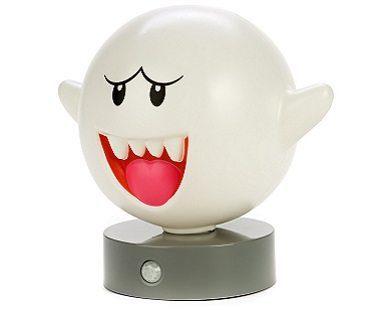 boo motion sensor lamp super mario