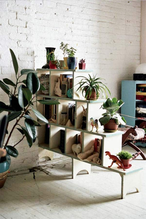 bookcase-room-divider