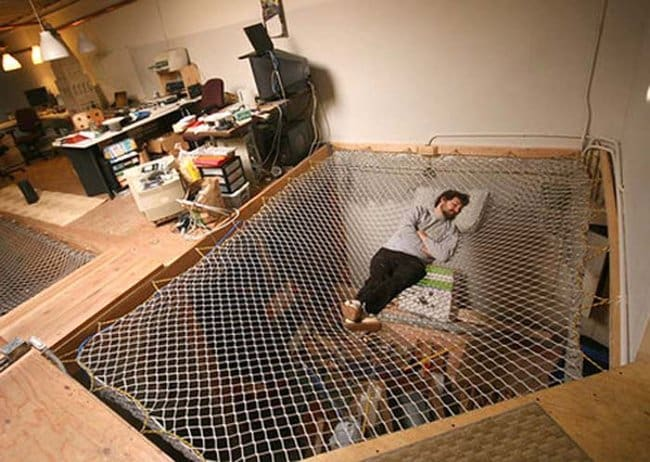 bungee-bed